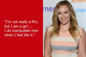 Hilary quote #1