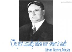 Hiram Johnson's quote #1