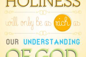 Holiness quote #1
