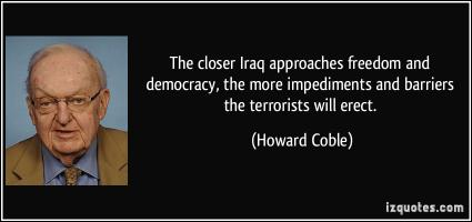 Howard Coble's quote