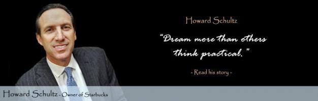 Howard Schultz's quote