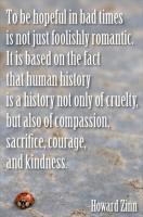 Howard Zinn's quote #5