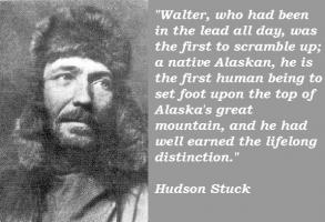 Hudson Stuck's quote