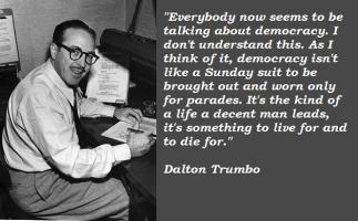 Hugh Dalton's quote