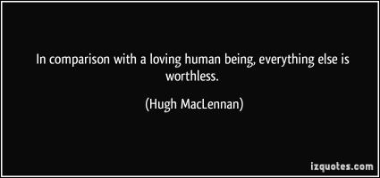 Hugh MacLennan's quote #1