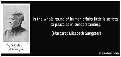 Human Affairs quote #2