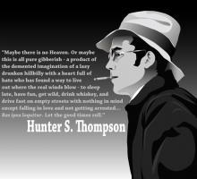 Hunter S. Thompson profile photo