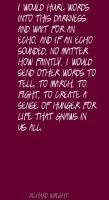 Hurl quote #2