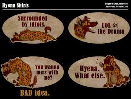Hyena quote #2