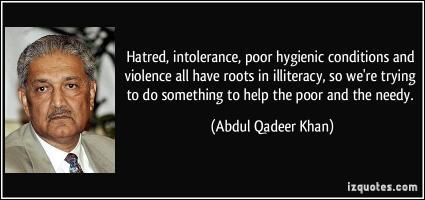 Illiteracy quote #1