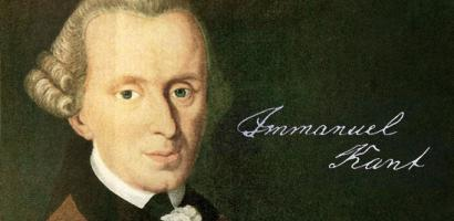 Immanuel Kant's quote