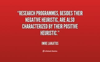 Imre Lakatos's quote #6