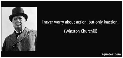 Inaction quote #3