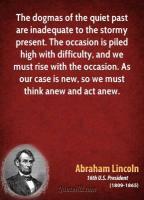 Inadequate quote