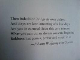 Indecision quote #1