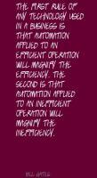 Inefficiency quote #2