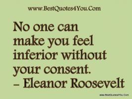 Inferior quote #5