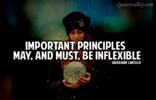 Inflexible quote #2