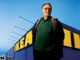 Ingvar Kamprad profile photo