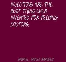 Injections quote #1
