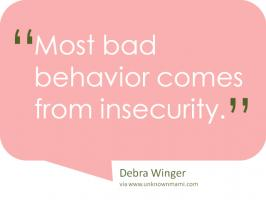 Insecure Person quote #2