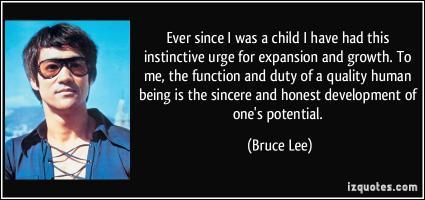 Instinctive quote #2