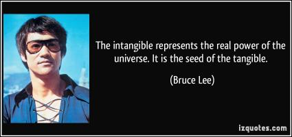 Intangible quote