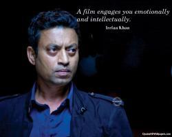 Irrfan Khan's quote