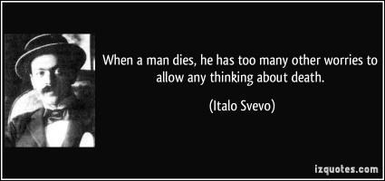 Italo Svevo's quote