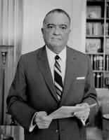 J. Edgar Hoover profile photo