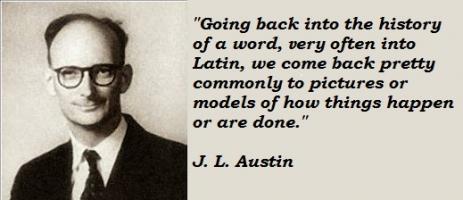 J. L. Austin's quote #4
