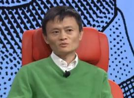 Jack Ma's quote