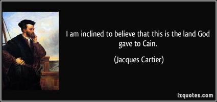 Jacques Cartier's quote #1