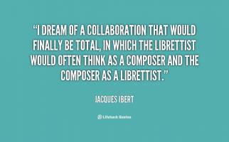 Jacques Ibert's quote #1