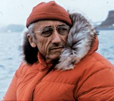 Jacques Yves Cousteau's quote