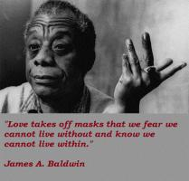 James A. Baldwin's quote