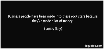 James Daly's quote