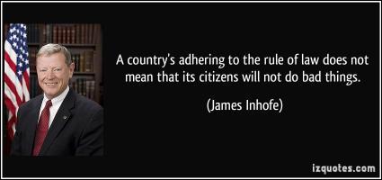 James Inhofe's quote #4