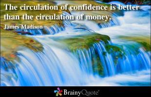 James Madison's quote