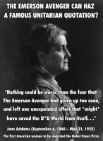 Jane Addams's quote