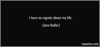 Jane Badler's quote