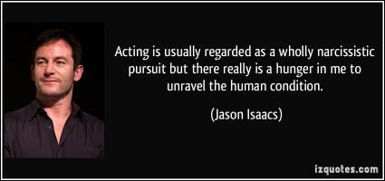 Jason Isaacs's quote