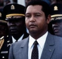 Jean Claude Duvalier profile photo