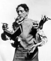 Jean Cocteau profile photo