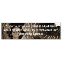 Jean-Michel Basquiat's quote
