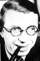 Jean-Paul Sartre profile photo