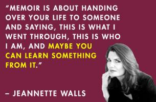 Jeannette Walls's quote