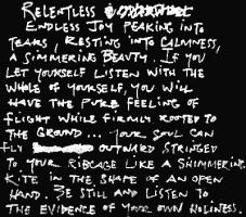 Jeff Buckley's quote