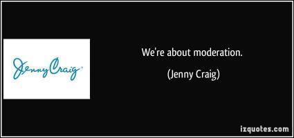 Jenny Craig's quote #3