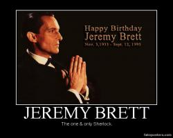Jeremy Brett's quote